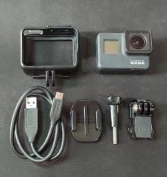 Título do anúncio: Gopro Hero 7 black + kit 3 baterias