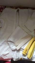 Título do anúncio: Kimono Judogai ? Tigre A2