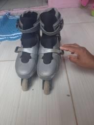 Estou  vendendo  um patins