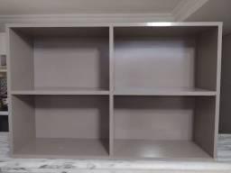 Título do anúncio: Nicho para livros, sapatos e objetos