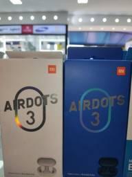 Título do anúncio: Fone Bluetooth Xiaomi airdots ((Entrego ))Aparti de 99,90