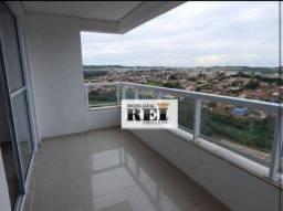 Título do anúncio: Apartamento com 3 dormitórios para alugar, 1 m² por R$ 3.000/mês - Setor Morada do Sol - R