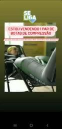 Botas de compressão Recovery