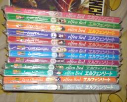 Mangás a venda Bleach ,Berserk,Monster, Elfen Lied
