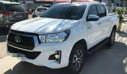 Título do anúncio: Toyota Hilux CD Srv Flex