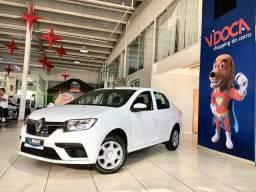 Título do anúncio: *Super Oferta* Renault Logan 2019/2020 1.6 ZEN!!! Oportunidade Única!!!!!