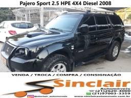 Pajero Sport 2.5 HPE Diesel 4X4
