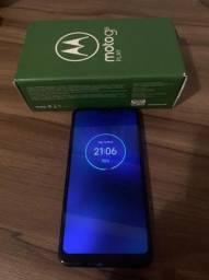 Moto G8 Play 32g preto! Excelente oportunidade