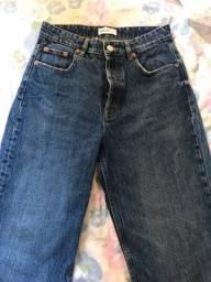 Título do anúncio: Vendo calça jeans nova