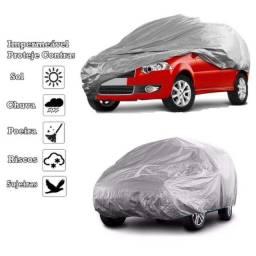 Título do anúncio: Capa pra cobrir carro protege sol chuva poeira impermeável pronta entrega