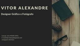 Título do anúncio: design grafico e arte finalista