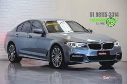Título do anúncio: BMW 530i M SPORT 2.0 BLINDADA AXXO AGPP 33 9 MIL KM 4P