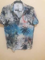 Título do anúncio: Vendo 3 camisas mahalo todas originais com
