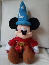 Pelúcia Mickey feiticeiro original Disney
