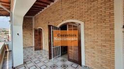 Título do anúncio: Sobrado com 2 dormitórios para alugar, 185 m² por R$ 3.150,00/mês - Centro - Jacareí/SP