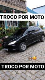 Peugeot 206 TROCO POR MOTO