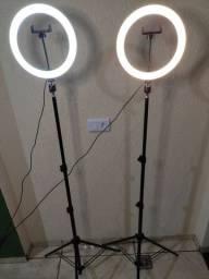 Kit Ring Light 10 polegadas Completo