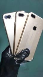 Título do anúncio: IPhone 7 Plus, 128GB (Vitrine) todos acessórios incluso