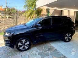 Jeep Compass 2018 Longitude + Teto Solar
