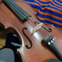 Título do anúncio:  Violino Eagle 4/4 Case Arco Breu Espaleira