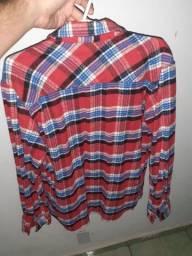 Título do anúncio: Camisa Lã Xadrez TNG