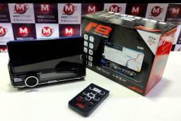 Título do anúncio: Radio Auto R8 Bluetooth Bt Suporte Celular Cartao Usb 1020bt