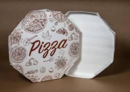 Caixa Pizza 35 c/ XPS Térmico