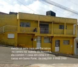 Título do anúncio: Vende-se esta casa em Barreiros na subida do Noronha