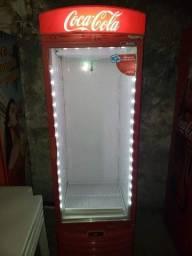 Título do anúncio: Freezer expositor coca cola 110v novinho