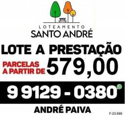 Título do anúncio: Santo Andre Goianira