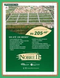 Título do anúncio: Loteamento Espaço Nobre II !#@!