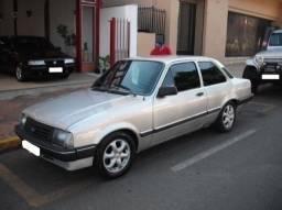Título do anúncio: chevrolet chevette 1.6 sl e prata 8v álcool 2p manual 1990
