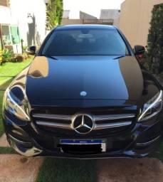 Mercedes c180 cgi 1.6 ano 2015