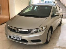 Honda Civic LXS 1.8 ano 2013