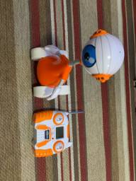 Robô camera BBB