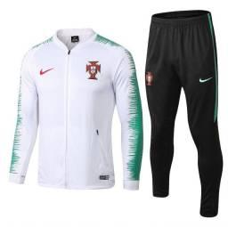 Conjunto Seleção Portugal - s/ capuz - Nike