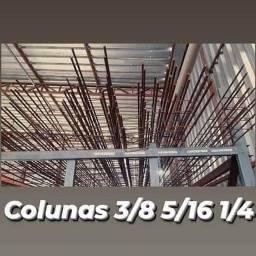 Título do anúncio: Estribos colunas vergalhoes arame recozido estribo somos de Manaus