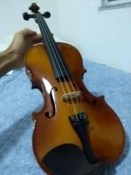 Título do anúncio: Violino Quasar 4/4