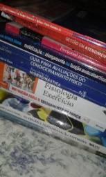 Livros para o curso de Educação Física