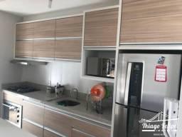 Apt Semi Mobiliado, 2 dormitórios em São José-SC (Real Parque)