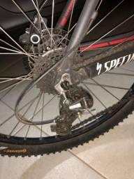 Bicicleta mountainbike, Acera completo