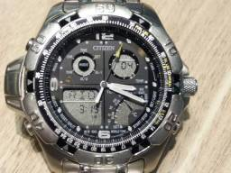1db15473645 Relógio Citizen Promaster Wingman Temp