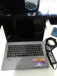 Notebook Positivo Stilo XR3520 com Intel® Dual Core, 2GB, 500GB, Leitor de Cartões, HDMI,