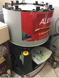 Máquina de tintas dosadora Fluid Manegement