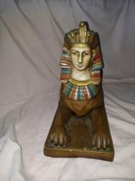 Estatua esfinge