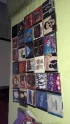 CDs Rock, sertanejo universitário, forró,samba