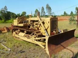 Trator de Esteira CAT D6B - 1971