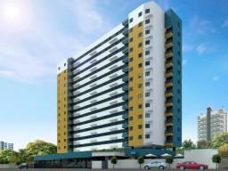 Edf. Walter Vianna - Apartamentos de 1 e 2 quartos próximo a UNIT e apenas 300m da praia