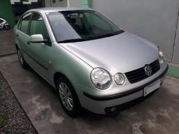 Vw Polo Sedan 1.6 Mi Total Flex 8V 4p - 2005