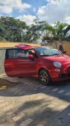 Vendo Fiat 500 Sport Air OPORTUNIDADE - 2012